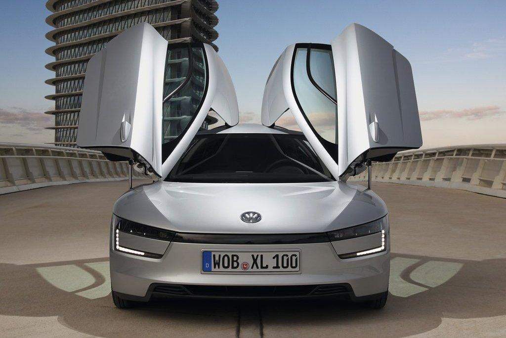 Foto Volkswagen XL1