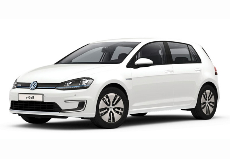 volkswagen e golf golf el ctrico precio fotos y ficha t cnica. Black Bedroom Furniture Sets. Home Design Ideas