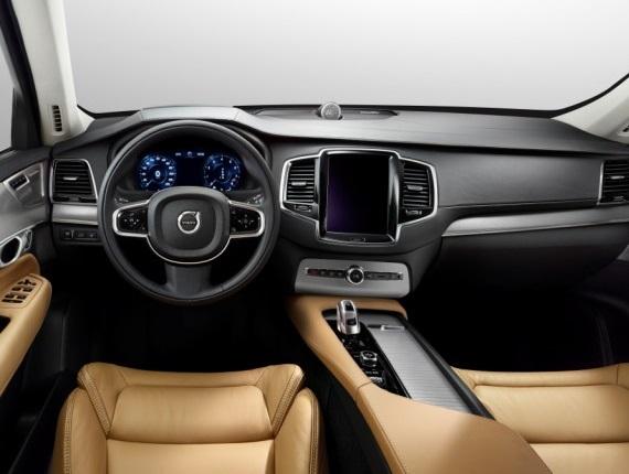 Foto Volvo XC90 T8 Twin Engine Momentum