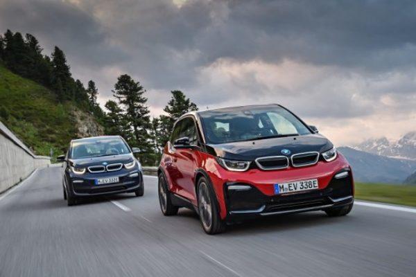 El renovado BMW i3 y el nuevo i3s ya tienen precio