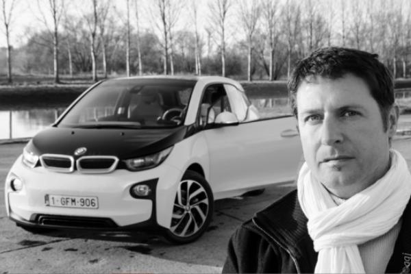 Entrevista a Antonio Garzón Joli: desmitificando tópicos del BMW i3