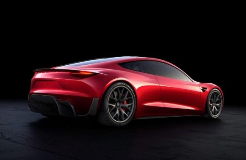 Foto Tesla Roadster 2020