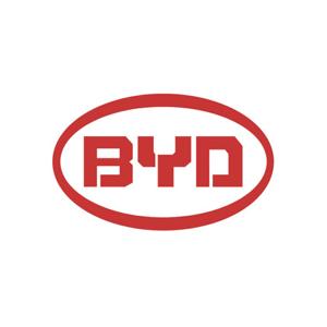 Coches eléctricos de la marca BYD