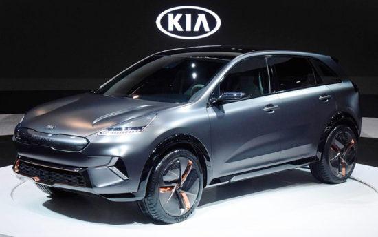 Kia Niro EV Concept, anticipando lo que está por llegar