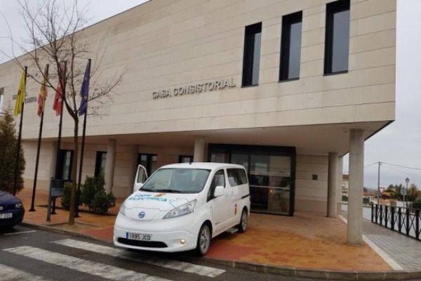 Los Ayuntamientos de Madrid y Nissan demuestran el ahorro del VE