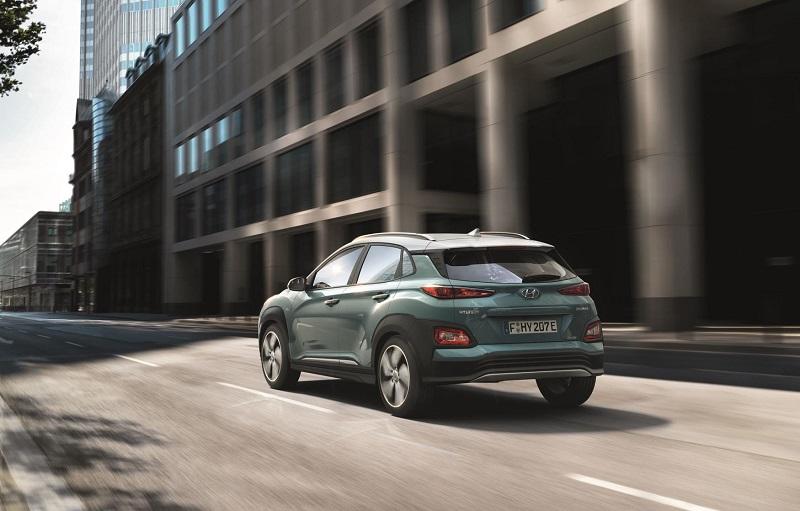 Foto Hyundai Kona EV 64 kWh