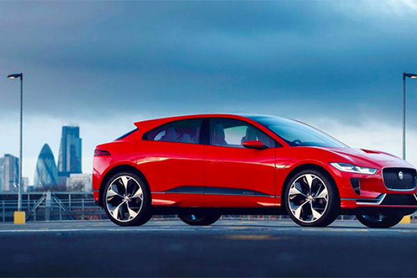 Jaguar I-Pace se presentará el 1 de marzo de 2018