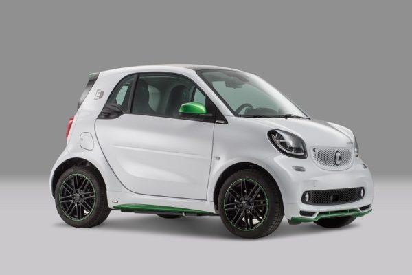 Smart Ushuaïa ED Limited Edition, exclusividad eléctrica
