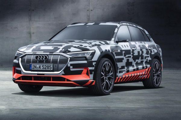 Audi e-tron prototype, ya casi listo