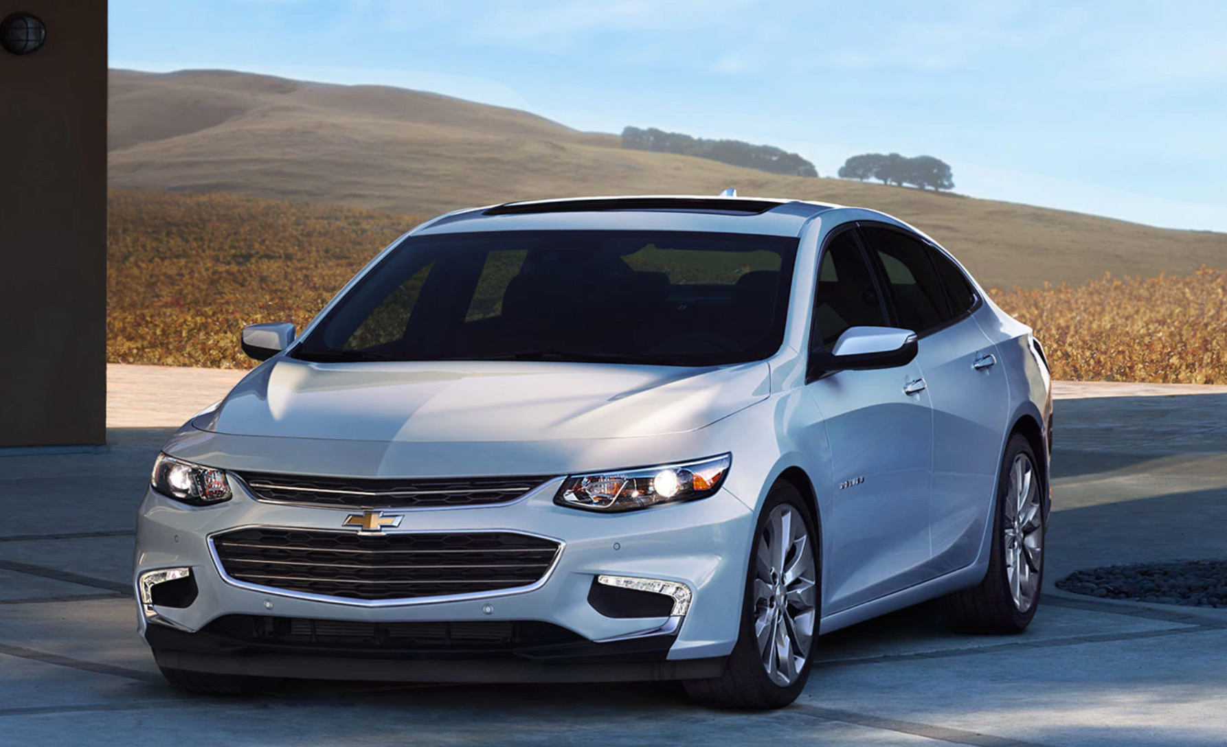 Foto Chevrolet Malibu