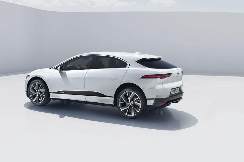 Foto Jaguar i-Pace 90 kWh