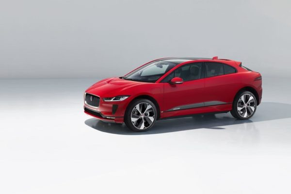 El Jaguar I-Pace es finalista del Car Of The Year 2019