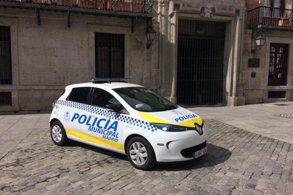El Ayuntamiento de Madrid incorpora 74 Renault ZOE