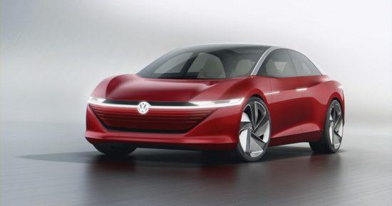 Volkswagen I.D. VIZZION, la gran apuesta de la marca