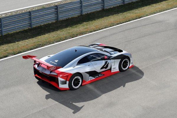 Audi e-tronVision Gran Turismo