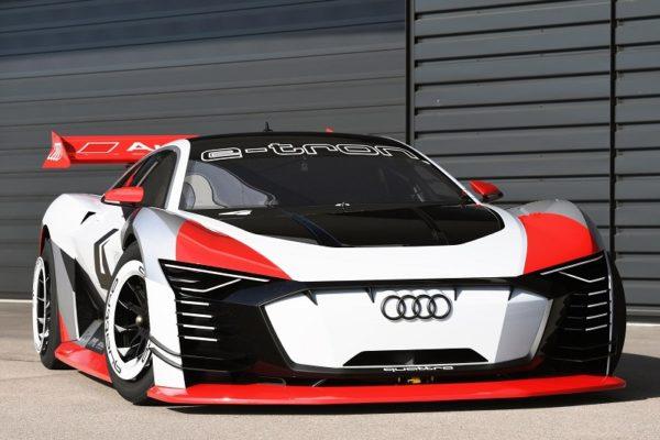 Audi e-tron Vision Gran Turismo, un sueño hecho real