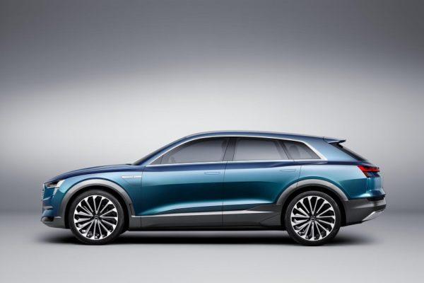Abiertos los registros en España del primer modelo eléctrico de Audi