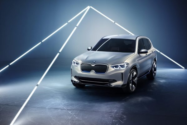 BMW Concept iX3, preparados para una nueva generación