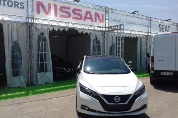 Nissan LEAF - Mejor Coche Eléctrico 2018