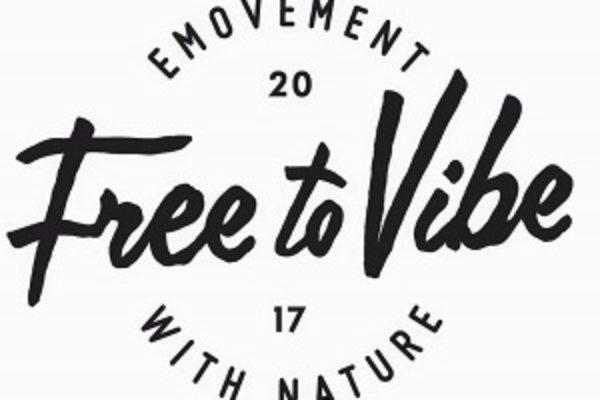 Logo Free to Vibe