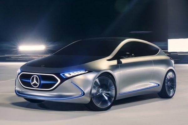 El EQ compacto de Mercedes-Benz se producirá en Francia