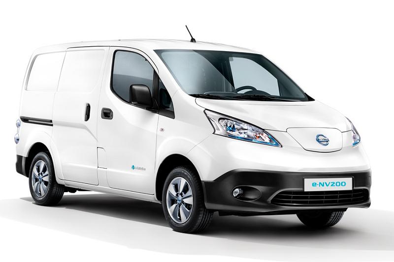 Foto Nissan e-NV200 40 kWh