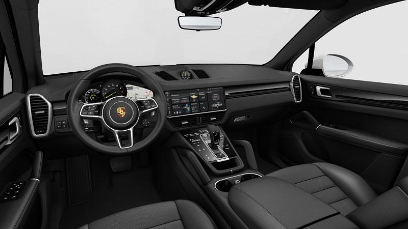 Foto Porsche Cayenne Turbo S E-Hybrid