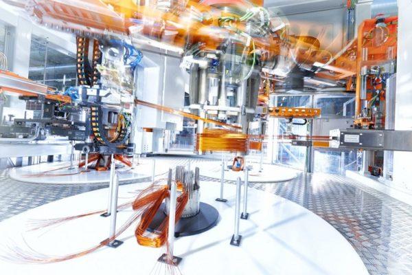 Audi ya produce motores eléctricos en Hungría