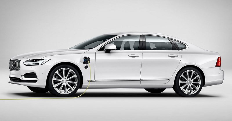 Foto Volvo S90 T8 Twin Engine