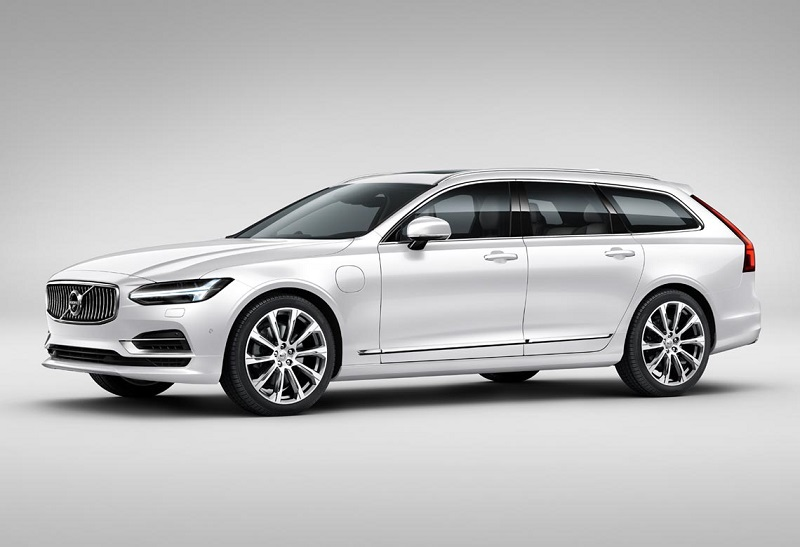 Foto Volvo V90 T8 Twin Engine