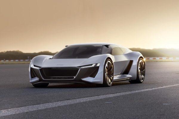 Audi PB18 e-tron, así es el futuro de los coches deportivos