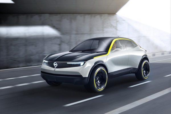 Opel GT X Experimental, anticipando el futuro de la firma alemana
