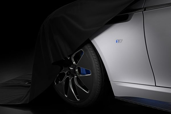 Más detalles sobre el Aston Martin Rapide E