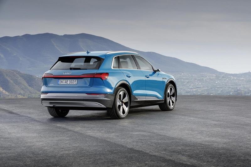 Foto Audi e-tron