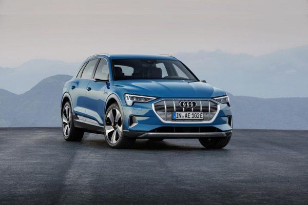 Así es el Audi e-tron