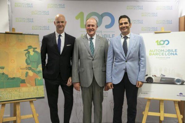 Automobile Barcelona apostará por el vehículo eléctrico y conectado