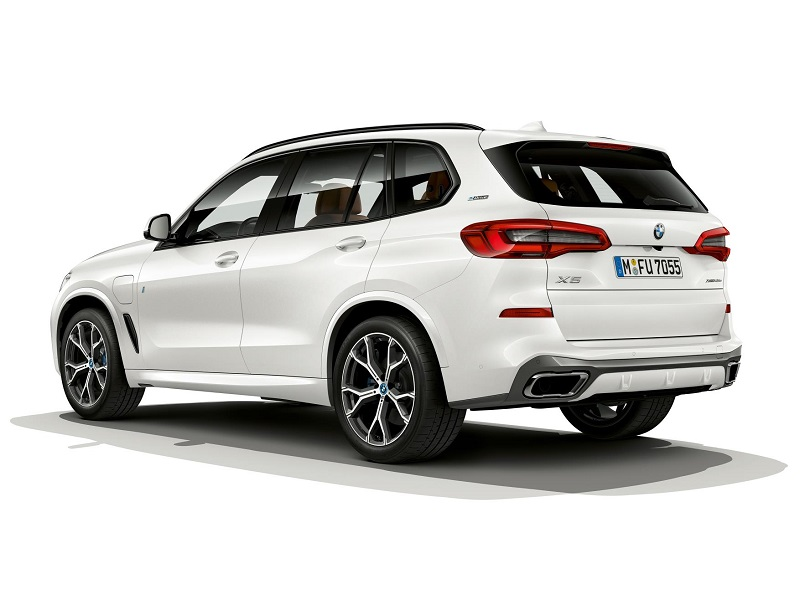 Foto BMW X5 xDrive45e