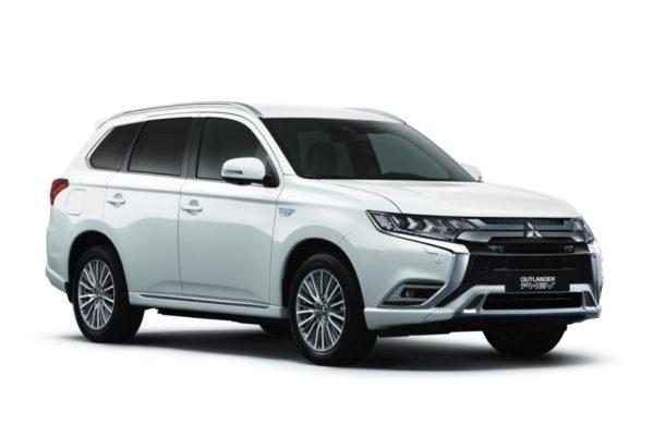 Mitsubishi Outlander PHEV 2019, receta mejorada