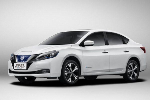 Nissan Sylphy Zero Emission, la revolución china