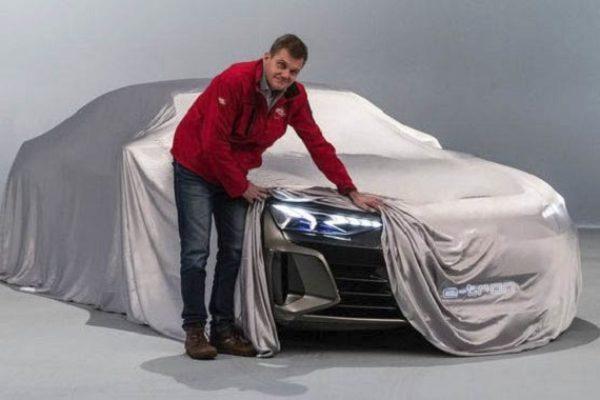 El Audi e-tron GT debutará en Los Ángeles