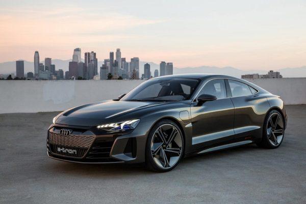 Audi e-tron GT Concept, la futura berlina eléctrica de Audi