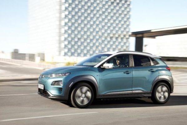 HYUNDAI KONA EV, 449 km de autonomía según WLTP