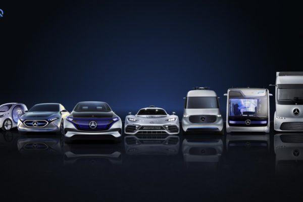 Daimler invierte 20.000 millones de euros en celdas de baterías