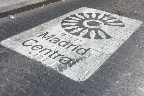 Madrid Central logra descongestionar el centro en su primer fin de semana