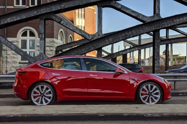Ya disponible el Tesla Model 3 Standard Range