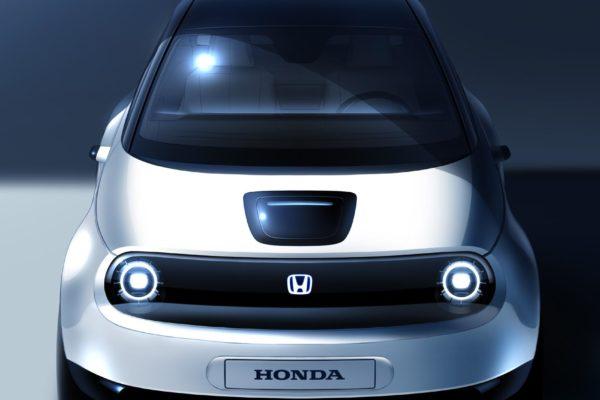 Honda lanzará su vehículo eléctrico en 2020