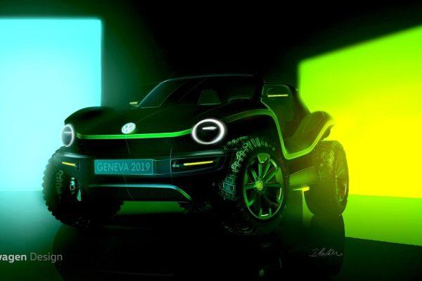 Primeros detalles del Buggy eléctrico de Volkswagen