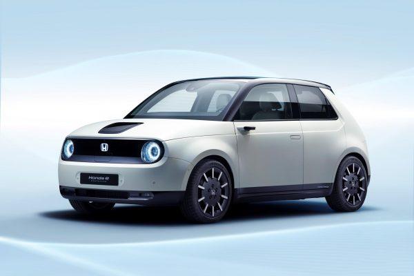 En 2025 todos los modelos de Honda estarán electrificados