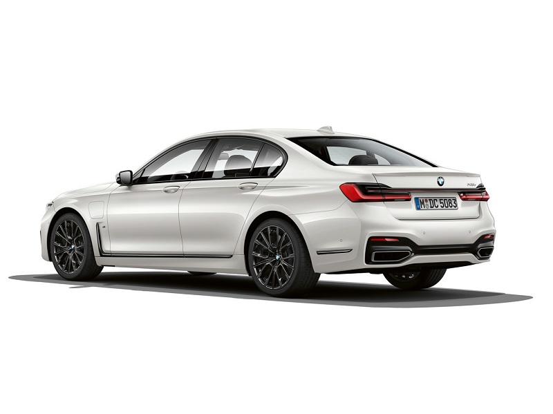 Foto BMW 745Le xDrive