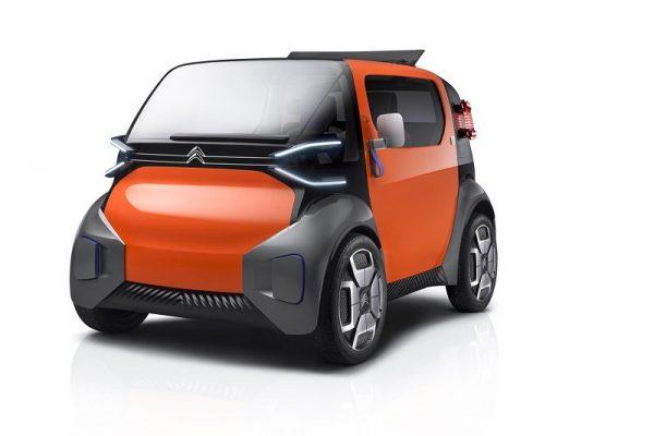 Citroën Ami One Concept, libertad urbana